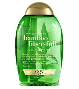 ogx bamboo shampoo